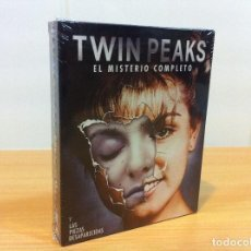 Series de TV en Blu Ray: PACK SERIE DE TV COMPLETA EN BLU-RAY: TWIN PEAKS - EL MISTERIO COMPLETO. NUEVO, PRECINTADO. Lote 113834067