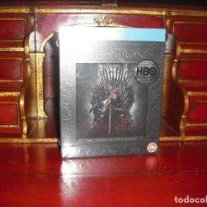 Series de TV en Blu Ray: SERIE GAME OF THRONES,TEMPORADA 1º, NUEVA CON PRECINTO, VERSION ORIGINAL.INGLESA. Lote 114792675