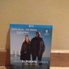 Series de TV en Blu Ray: BRON EL PUENTE BROEN SEGUNDA TEMPORADA. Lote 115302419