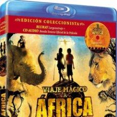 Series de TV en Blu Ray: VIAJE MAGICO A AFRICA (BLU-RAY). Lote 115502415