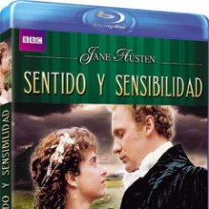 Series de TV en Blu Ray: SENTIDO Y SENSIBILIDAD (1981)(BLU-RAY) (SENSE AND SENSIBILITY). Lote 115502423