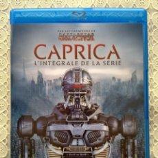 Series de TV en Blu Ray: CAPRICA - TEMPORADA 1 - EDICIÓN FRANCIA - AUDIO Y SUBTÍTULOS INGLÉS Y FRANCÉS - 5 DISCOS. Lote 116991691
