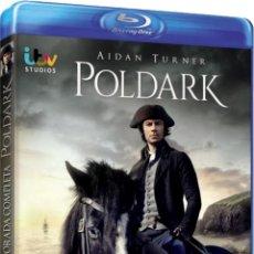 Series de TV en Blu Ray: POLDARK - 3ª TEMPORADA (2015) (BLU-RAY). Lote 117090060