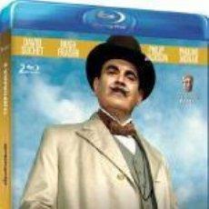 Series de TV en Blu Ray: AGATHA CHRISTIE - POIROT - 6ª TEMPORADA (BLU-RAY) (BD-R). Lote 117261090