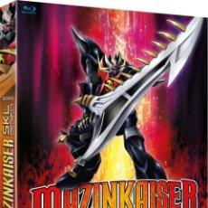 Series de TV en Blu Ray: MAZINKAISER SKL – SERIE COMPLETA 3 OVAS (BLU-RAY). Lote 117551260