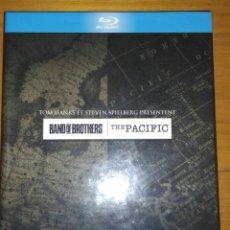 Series de TV en Blu Ray: HERMANOS DE SANGRE + PACÍFICO. Lote 117718522