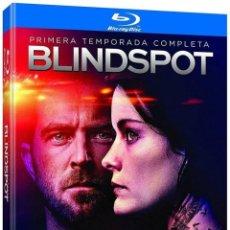 Series de TV en Blu Ray: BLU-RAY BLINDSPOT (TEMPORADA 1) NUEVO Y PRECINTADO. Lote 121024215