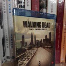 Series de TV en Blu Ray: THE WALKING DEAD PRIEMRA TEMPORADA BLURAY PRECINTADA. Lote 121217639