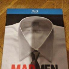 Series de TV en Blu Ray: MAD MEN - TEMPORADAS 1 Y 2 COMPLETAS. Lote 121611243