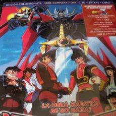 Series de TV en Blu Ray: MAZINKAISER SERIE COMPLETA. Lote 121869651