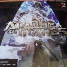 Series de TV en Blu Ray: ATAQUE A LOS TITANES PRIMERA TEMPORADA, PARTE 2. Lote 121869935