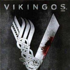 Series de TV en Blu Ray: BLU-RAY VIKINGOS (TEMPORADA 1) NUEVO Y PRECINTADO. Lote 123351243