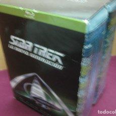 Series de TV en Blu Ray: STAR TREK. LA NUEVA GENERACION. EL VIAJE COMPLETO. LAS 7 TEMPORADAS. BLU-RAY. Lote 125417267