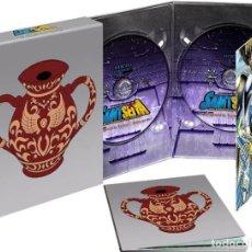 Series de TV en Blu Ray: SAINT SEIYA (LOS CABALLEROS DEL ZODIACO) - HADES INFERNO ELYSIUM BOX (BLU-RAY). Lote 128957616