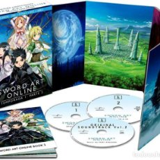 Series de TV en Blu Ray: SWORD ART ONLINE : 1ª TEMPORADA - 2ª PARTE (BLU-RAY). Lote 127984387