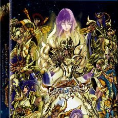 Series de TV en Blu Ray: SAINT SEIYA - SOUL OF GOLD - VOL. 1 (BLU-RAY + DVD + EXTRAS) (ED. DIGIBOOK COLECCIONISTA). Lote 127984391