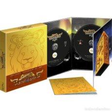 Series de TV en Blu Ray: BLU-RAY+ LIBRO SAINT SEYA : SOUL OF GOLD SERIE COMPLETA DESCATALOGADO PRECINTADO. Lote 128529271