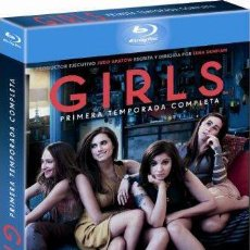 Series de TV en Blu Ray: GIRLS - 1ª TEMPORADA (BLU-RAY). Lote 129402824