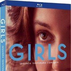 Series de TV en Blu Ray: GIRLS - 2ª TEMPORADA (BLU-RAY). Lote 129402828