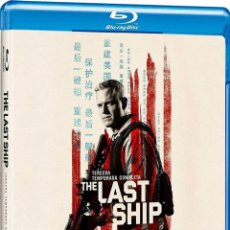 Series de TV en Blu Ray: THE LAST SHIP - 3ª TEMPORADA (BLU-RAY). Lote 129402836