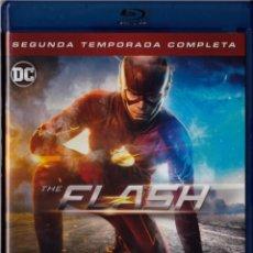 Series de TV en Blu Ray: THE FLASH - 2ª TEMPORADA (BLU-RAY). Lote 130153804