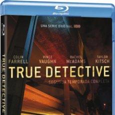 Series de TV en Blu Ray: TRUE DETECTIVE - 2ª TEMPORADA (BLU-RAY). Lote 130153808