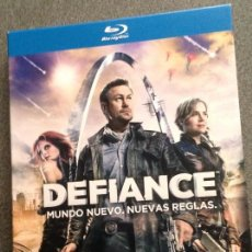 Series de TV en Blu Ray: DEFIANCE. PRIMERA TEMPORADA COMPLETA. 4 BLURAY. Lote 130570178
