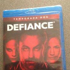 Series de TV en Blu Ray: DEFIANCE. SEGUNDA TEMPORADA COMPLETA. PRECINTADA . Lote 130570430