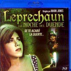 Series de TV en Blu Ray: LEPRECHAUN LA NOCHE DEL DUENDE (BLU-RAY PRECINTADO) JENNIFER ANISTON - TERROR DE CULTO. Lote 130696504