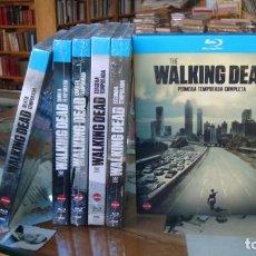 Series de TV en Blu Ray: THE WALKING DEAD LAS 7 TEMPORADAS EN BLU- RAY LAS 6 ULTIMAS PRECINTADAS. Lote 131034112