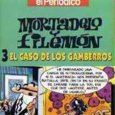 Series de TV: VIDEO VHS - MORTADELO Y FILEMÓN - EL CASO DE LOS GAMBERROS. Lote 4434699