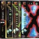 Series de TV: LOTE 1 DE CINCO PELICULAS EXPEDIENTE X . Lote 26890428