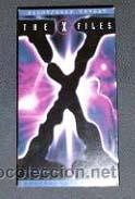 EXPEDIENTE X: EPISODIO PILOTO + GARGANTA PROFUNDA (IDEAL COLECCIONISTAS) (Series TV en VHS )