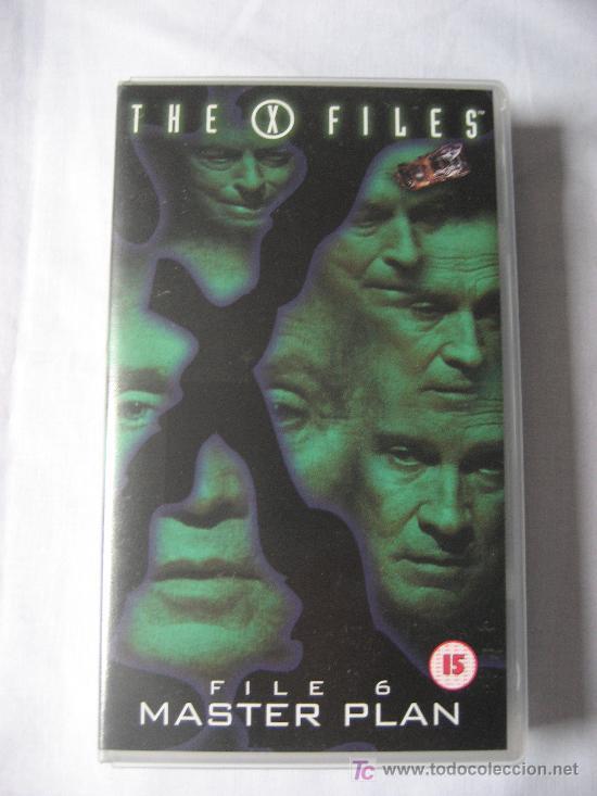 EXPEDIENTE X: MASTER PLAN (V.O.S.E) - VHS - (Series TV en VHS )
