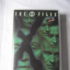 Series de TV: EXPEDIENTE X: MASTER PLAN (V.O.S.E) - VHS -. Lote 26013707