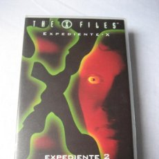 Series de TV: EXPEDIENTE X : TOOMS - VHS -. Lote 27583600