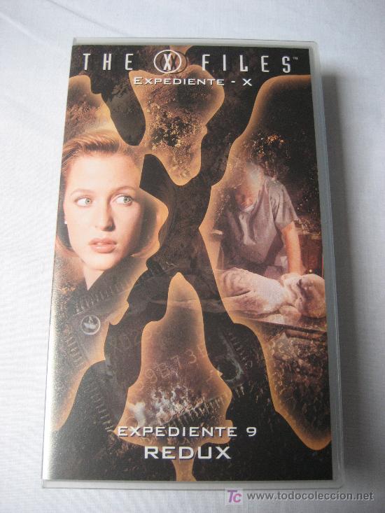 EXPEDIENTE X : REDUX - VHS - (Series TV en VHS )