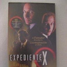 Series de TV: EXPEDIENTE X : UN HIJO - VHS -. Lote 27451194