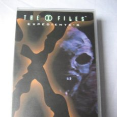 Series de TV: EXPEDIENTE X : EXPEDIENTE SECRETO (UNOPENED FILE) - VHS -. Lote 27451251