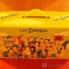 Series de TV: LOS SIMPSON - COLECCIÓN 14 VHS - 28 CAPÍTULOS - SIN ESTRENAR - PRECINTADAS. Lote 26615203