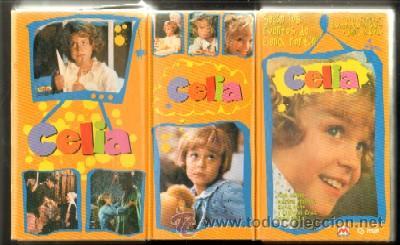 CELIA. SEGUN LOS CUENTOS DE ELENA FORTUN (TRIPLE VHS) (VHS-133) (Series TV en VHS )