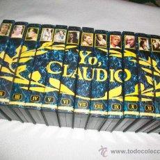 Series de TV: YO CLAUDIO - SERIE TV - TELEVISIÓN - COLECCION COMPLETA - 13 VHS. Lote 25540481