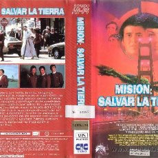 Series de TV: STAR TREK .MISION SALVAR LA TIERRA. Lote 16872628