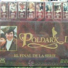 Series de TV: POLDARK II EL FINAL DE LA SERIE 8 VHS ( 13 CAPITULOS ) VHS-164. Lote 18154349