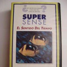 Cine: SUPER SENSE. DOCUMENTAL