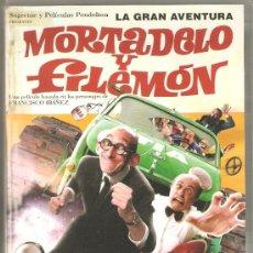 Series de TV: MORTADELO Y FILEMON VHS. Lote 21041704