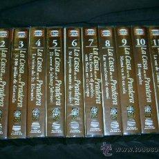 Series de TV: VHS: LA CASA DE LA PRADERA / VHS: 12 EPISODIOS EN 12 CINTAS VHS.. Lote 72941547