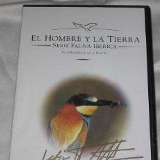 Series de TV: EL HOMBRE Y LA TIERRA, SERIE FAUNA IBÉRICA, EL ABEJARUCO. Lote 25991528