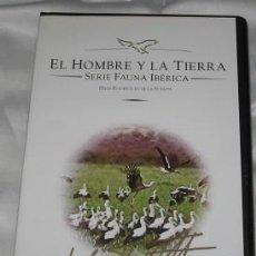 Series de TV: EL HOMBRE Y LA TIERRA, SERIE FAUNA IBÉRICA, LAS CIGÜEÑAS. Lote 25991568