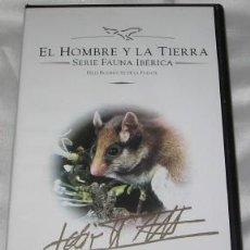 Series de TV: EL HOMBRE Y LA TIERRA, SERIE FAUNA IBÉRICA, LOS ROEDORES. Lote 25991795